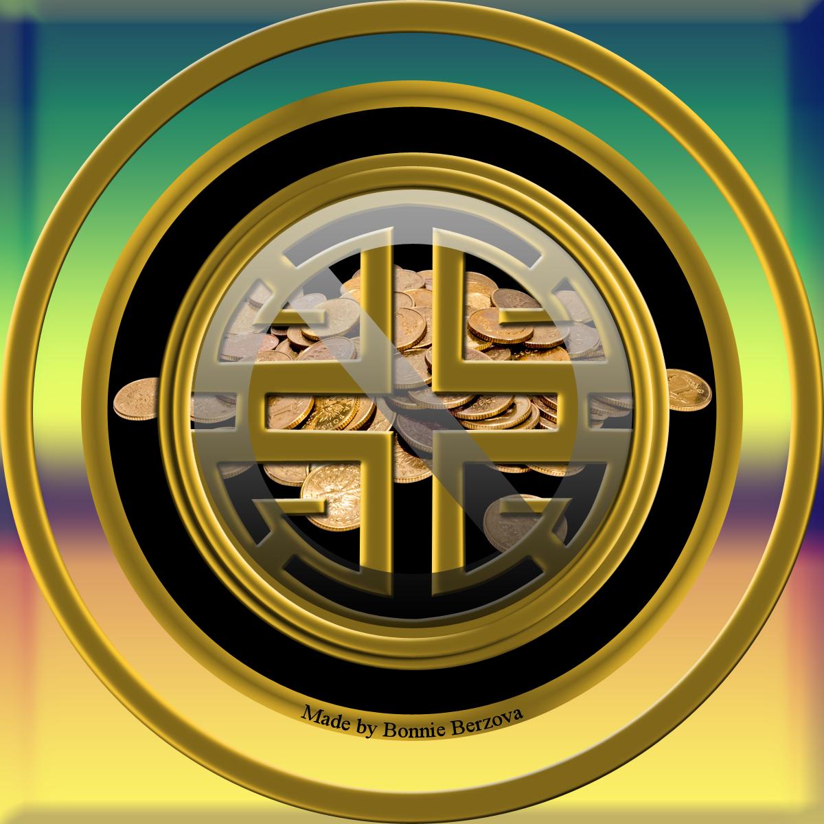 chinese wealth symbol go virtual